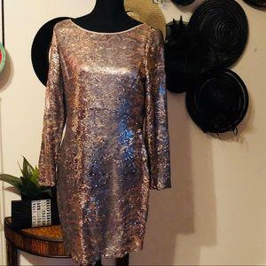 Jessica Simpson Sequin Dress